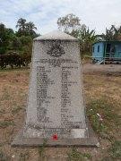Buna - Sanananda War Memorial